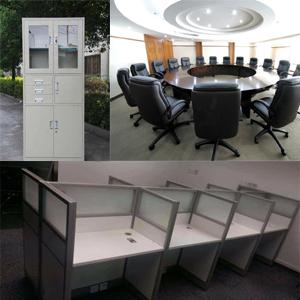 高价回收办公家具 办公桌 办公椅 会议桌