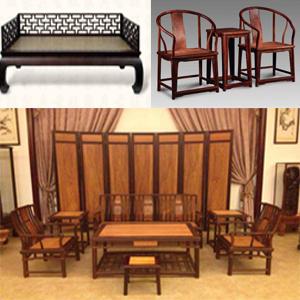 高价回收仿古家具  仿古柜子 仿古沙发 仿古屏风